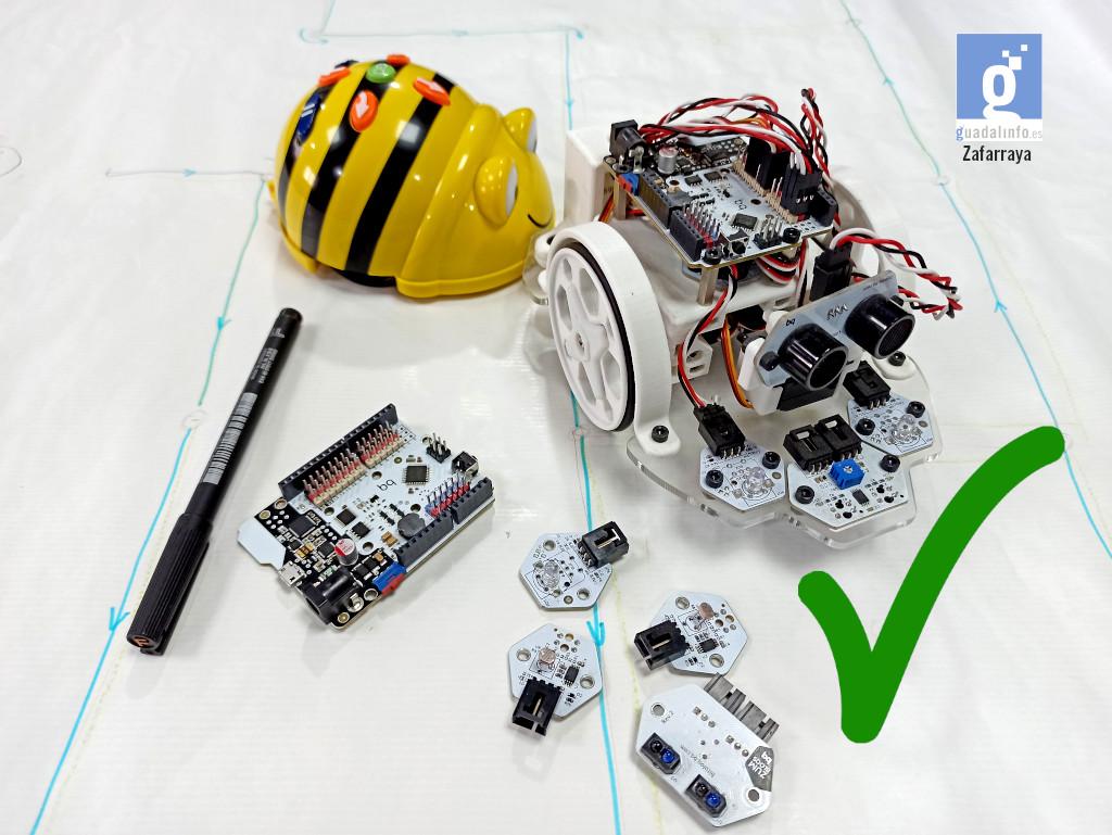 Taller de robótica para niños y niñas